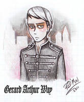 Gerard Arthur Way by dragon-flies