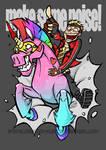 TS - My little rainbow unicorn