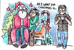 All I want for Christmas is ..