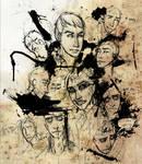Gerard Black Parade Way - sketch