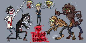 MTR - Vampires or Werewolves? by dragon-flies