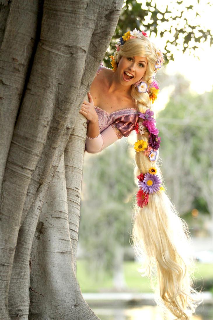 Rapunzel, Rapunzel... by TheRealLittleMermaid