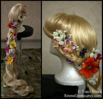 Rapunzel for Arielle 2 by TheRealLittleMermaid