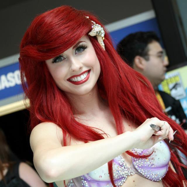 Mermaid Smile by TheRealLittleMermaid