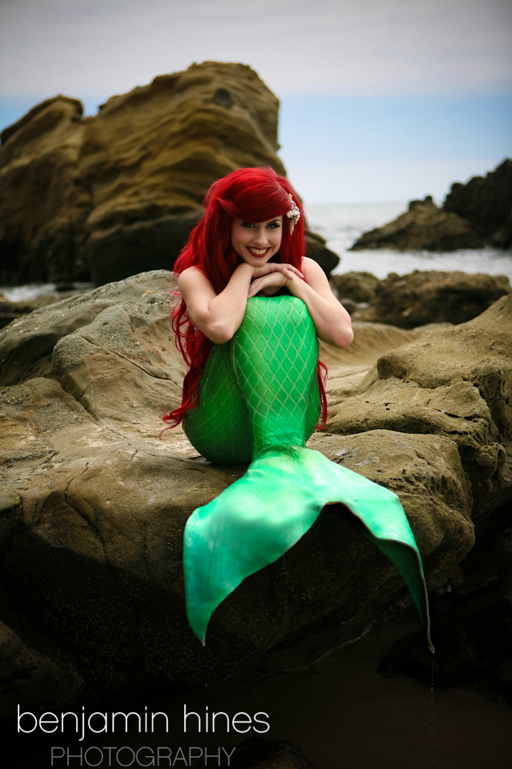 Ariel by TheRealLittleMermaid