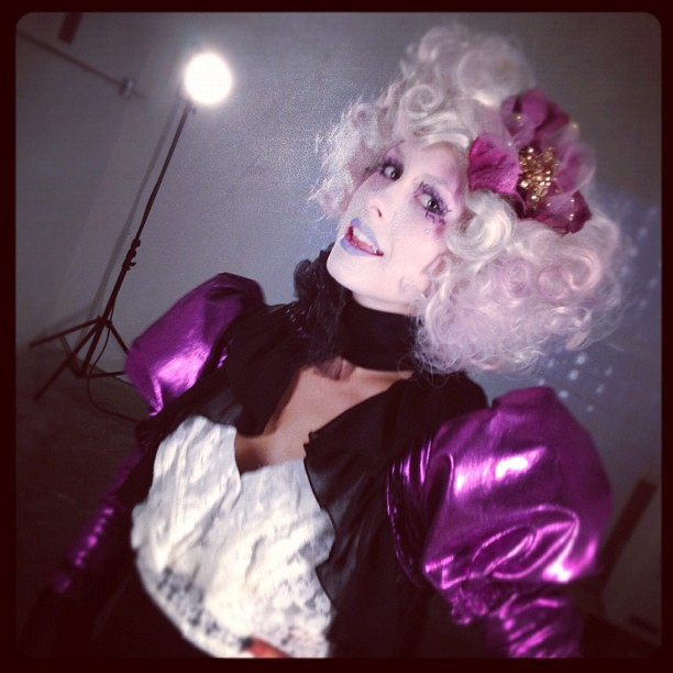 Effie Trinket (BTS) by TheRealLittleMermaid