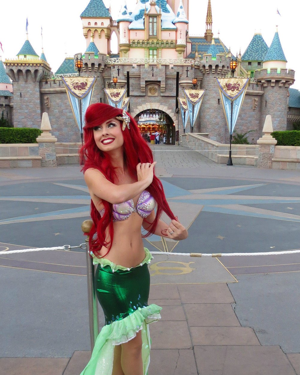 The Little Mermaid by TheRealLittleMermaid