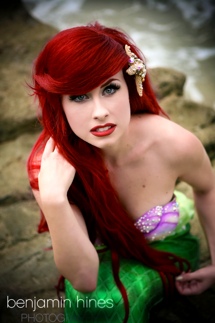 Ariel, The Little Mermaid by TheRealLittleMermaid