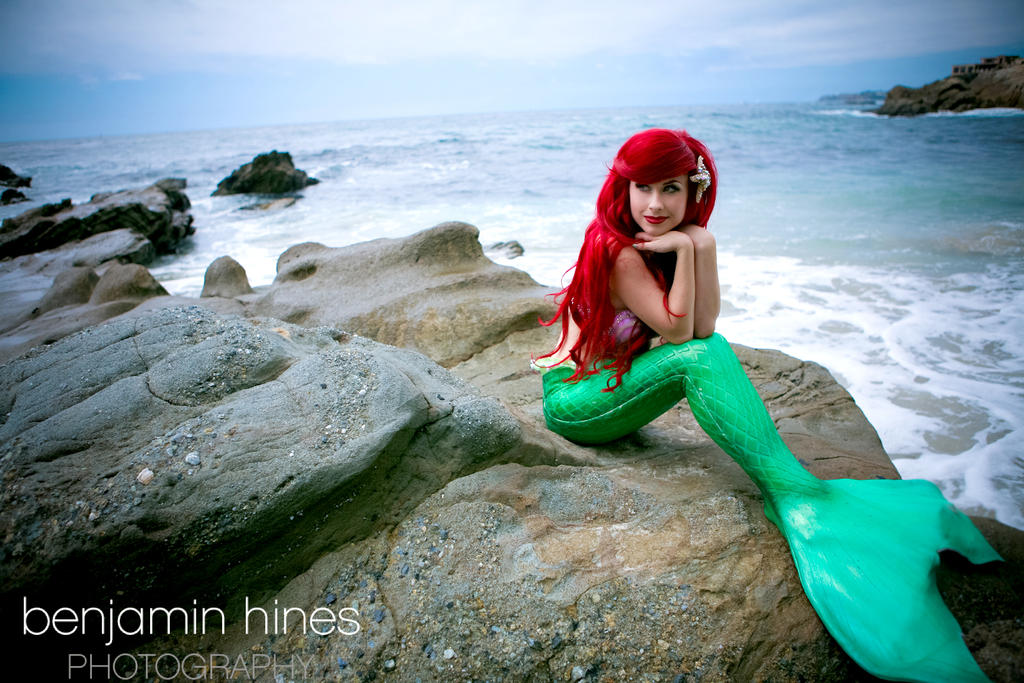 The seaweed is always greener... by TheRealLittleMermaid