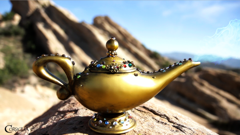 Magic Lamp By TheRealLittleMermaid ...