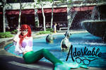Adorkable Hipster Mermaid