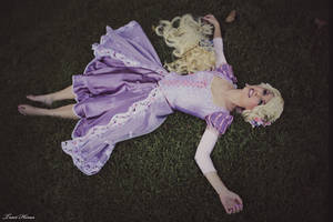 Escape (Tangled!) by TheRealLittleMermaid