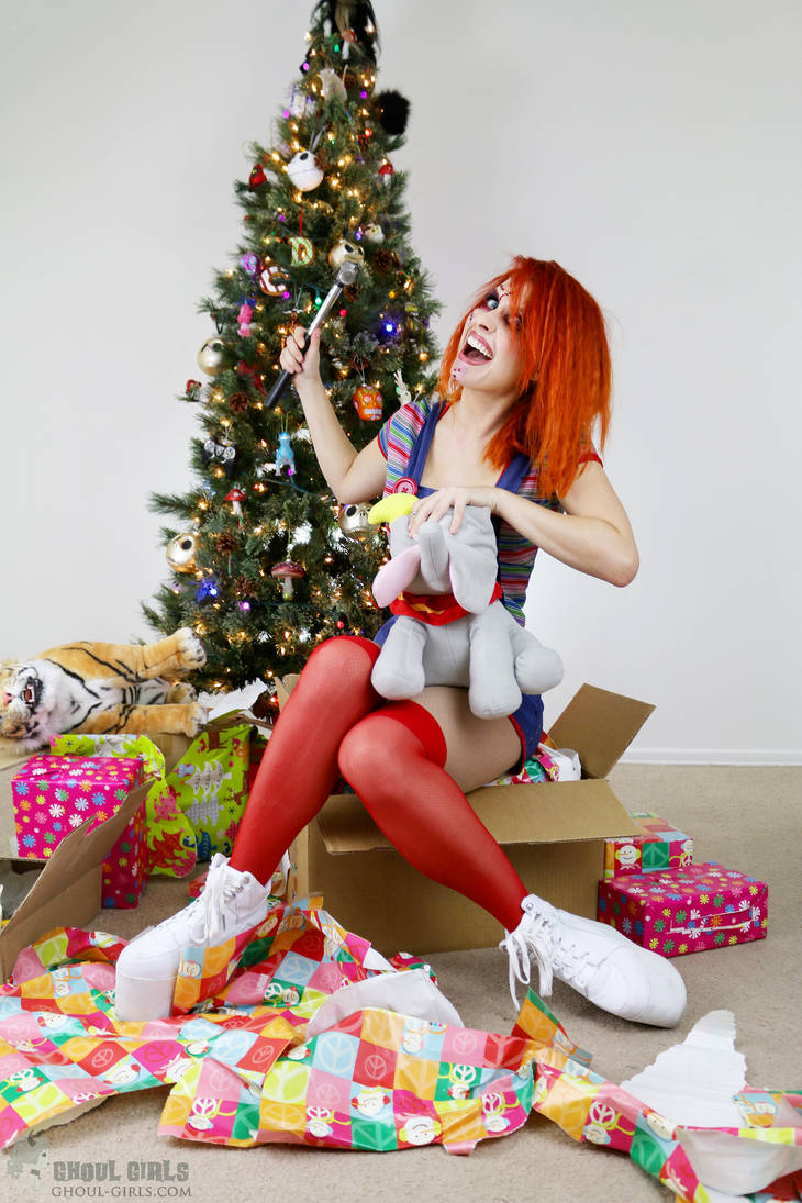 Christmas is Child's Play! (Ghoul Girls) by TheRealLittleMermaid