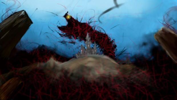 Calamity Ganon by Drageldy
