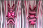 Striped rabbit Rabbee