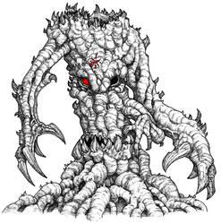 Tobanga, the Demon Tree by monstah