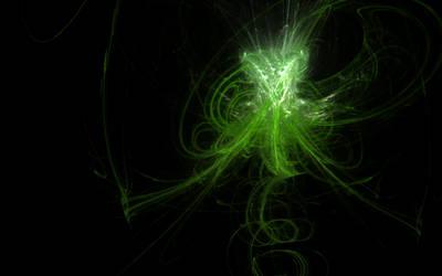 Cthulhu fractal by monstah