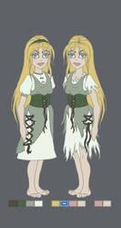 Story: Blonde Child by Tiyger