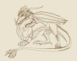 Keiri Dragon by Tiyger