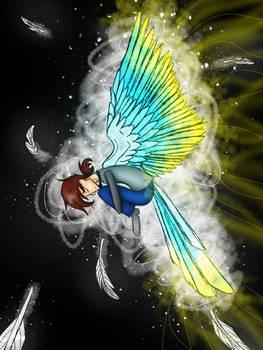 Feathers (REWIND REDRAW)