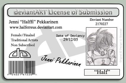 Halferreus's Profile Picture