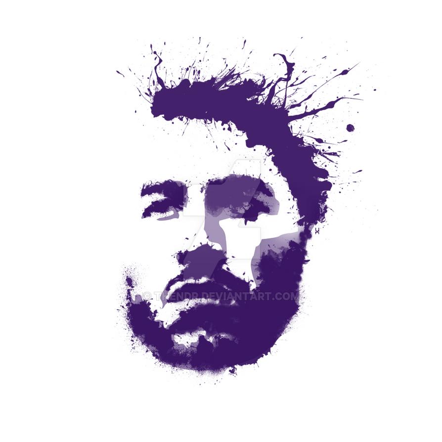 Sergio Ramos Splatter2 by TheNDR