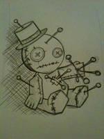 Voodoo Doll by Danielle-Mulligan