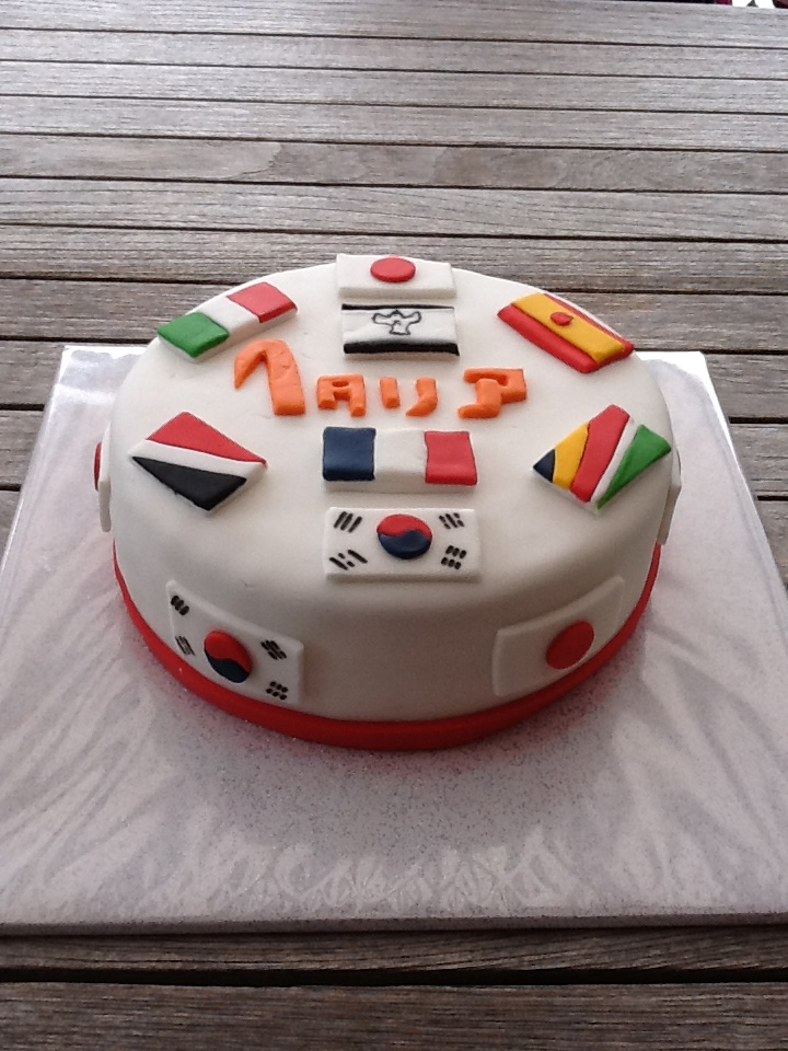 ~Hetalia cake~ by Kayla96