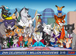 ZNN 1 Million Special by Quirky Middle Child
