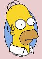 Homer portrait by proglamer