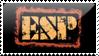 ESP stamp by proglamer