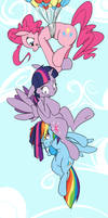 Friendship is Flying