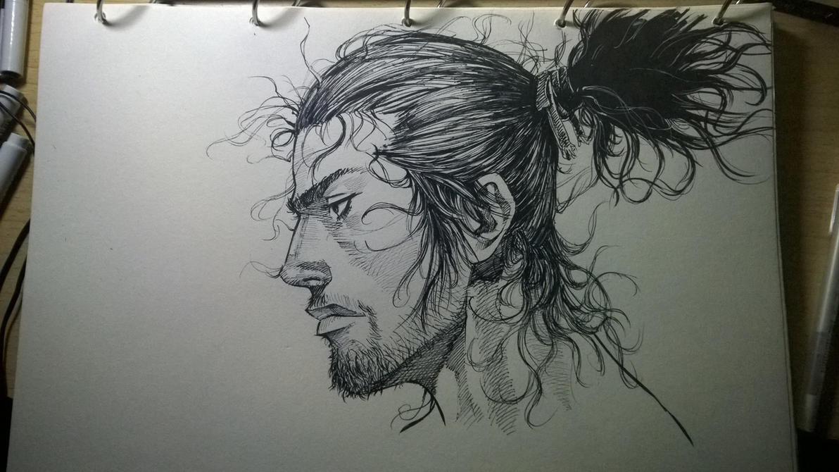 miyamoto musashi by clarkx