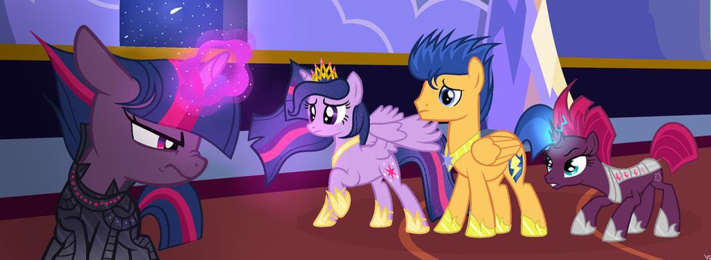 MLP [Next Gen] Friendship or Duel ?!