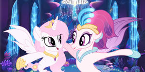 MLP  Old Friends