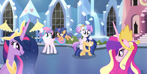 MLP [Next Gen ] They just like us!