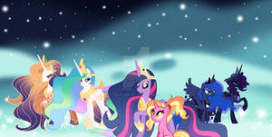 MLP  All Equestria Rulers
