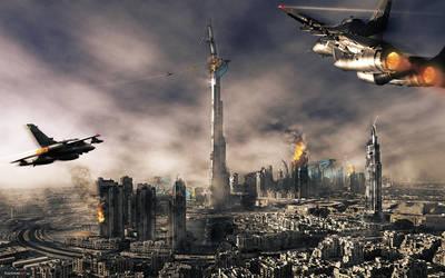 World Invasion - Part1 by razr-designs