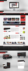 Party.net - Corporate Design by razr-designs