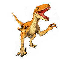 My First Digital Dinosaur by Jujusaurus