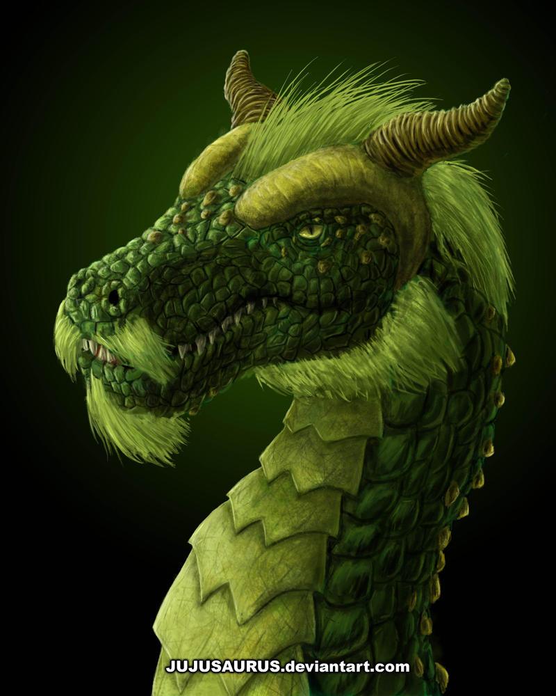 Earth Dragon: Earth Dragon By Jujusaurus On DeviantArt