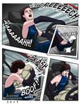 Commission: Car Crash Comic