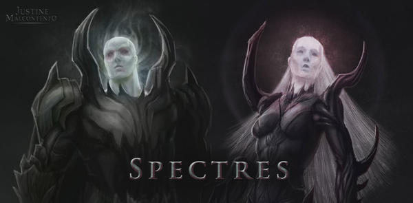 Spectres Banner by Jujusaurus