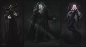 Spectre Concepts 1-3