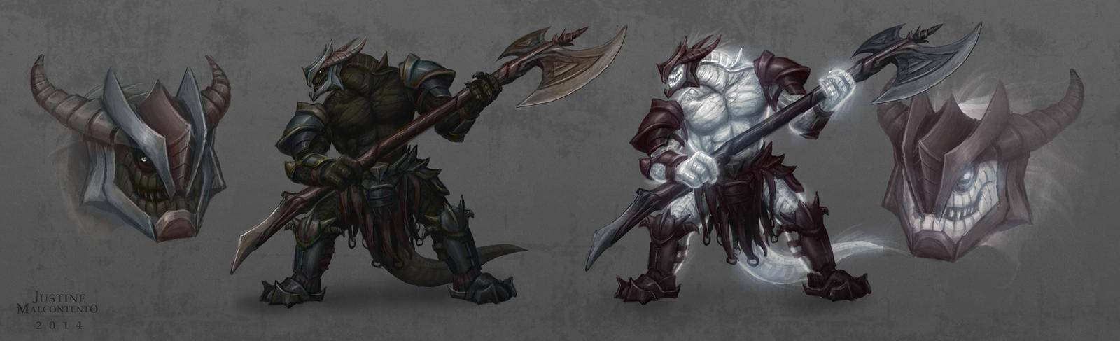 Spectres : Tyrant Warrior