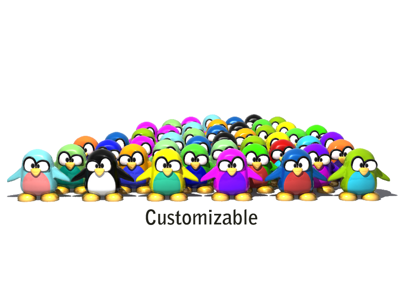 Custom Linux 1 by ElizabethBarndollar