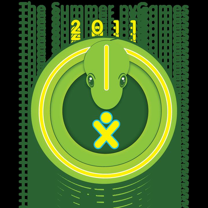 Summer pyGames 2011 logo by ElizabethBarndollar