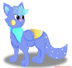 Art Trade - Rani by CadenFeather