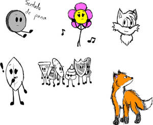 Random drawings #2