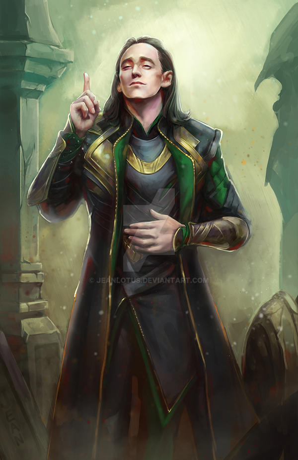 Loki003x by jeanlotus